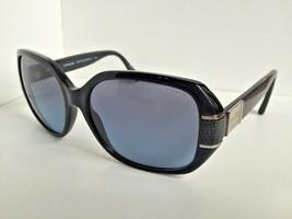Coach  Black Frame w/Blue Lenses Women's Sunglasses  - $79.99