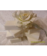 8 Gardenia Soap Bars 4 Oz Each  Made with Essential Oil for all Natural ... - $28.66