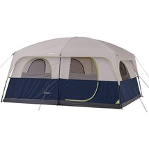 2 Room Cabin Tent 10 Person Camping Outdoor Fam... - $198.61