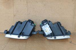 07-10 Lincoln MKX Halogen W/ AFS Headlight Lamp Set L&R  - POLISHED  image 10