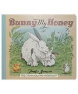 CANDLEWICK PRESS Anita Jeram BUNNY MY HONEY Board Book CHILDREN Easter/S... - $10.28