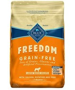 Blue Buffalo Large Breed Freedom Grain Free Chicken Recipe Dry Dog Food,... - $59.80