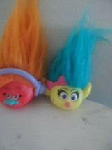 "Smidge/ DJ Suki 2.5"" McDonald's Pencil Topper Head Action Figure Trolls - $6.44"
