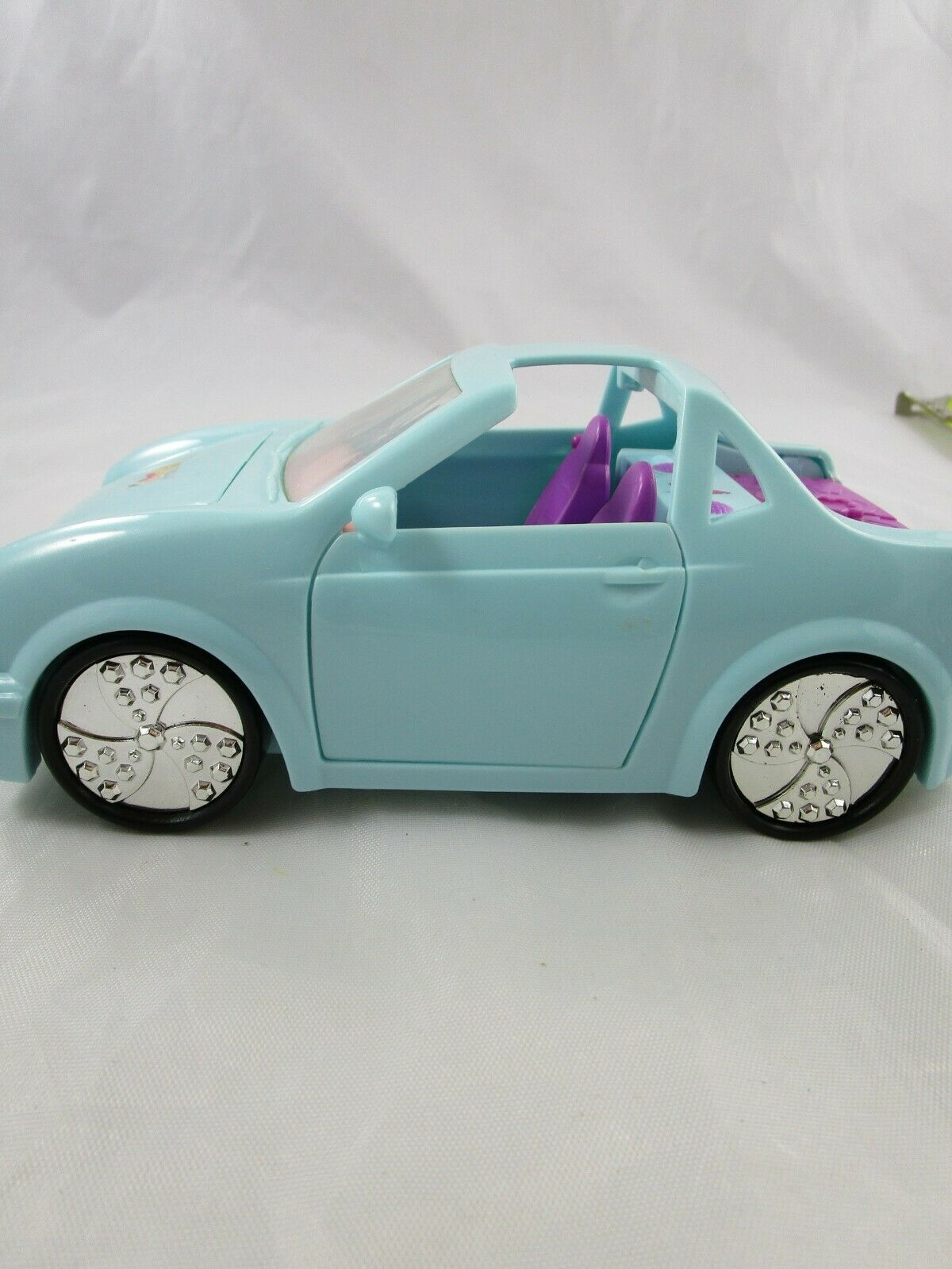 "Primary image for Mattel Polly Pocket Car Vehicle 6.5"" J1664 2005"