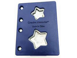 Creative Memories Mini Stars Punch Set, Two Punches in One image 2