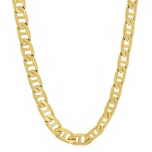 14K Yellow Gold Plated Brass Classic Gucci Chain - $34.31+