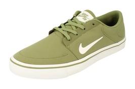 Nike Sb Portmore Canvas Mens Trainers 723874  311 - $65.34