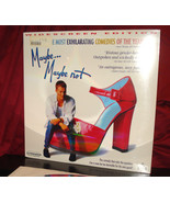 New! 'MAYBE ... MAYBE NOT' Gender-Bending Comedy on Laser Disc, SEALED - $9.95
