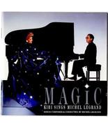 Magic: Kiri Sings Michel Legrand by Michel Legrand / Kiri Te Kanawa - $9.95