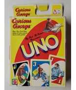 Mattel Uno Curious George My First King Sized Cards Complete - £11.44 GBP