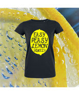 Lemon Squeezy Women T-shirt - $14.99