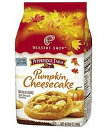 Pepperidge Farm Soft Baked Cookies Dessert Shop Pumpkin Cheesecake Cookies - $13.99