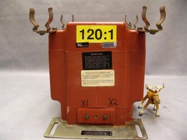 Instrument Transformers PTG521101442FF Voltage Transformer 120:1 Ratio - $2,500.17