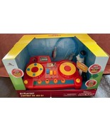 Disney Mickey Mouse DJ Play Set Lights Sound Effects Microphone Headphon... - $44.51