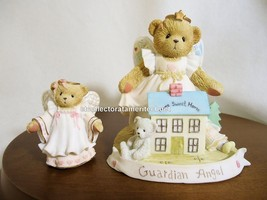Cherished Teddies Guard Me From Above, With Love Used No Box - $33.61