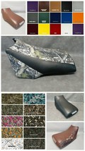 Yamaha Big Bear YFM350 Seat Cover  1987-1999 in 25 COLORS or 2-tone options (ST) - $37.95