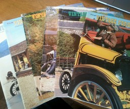 "Lot of 6 The Vintage Ford Magazines 1993 Model ""T"" Club COMPLETE YEAR* - $32.19"