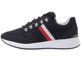 Tommy Hilfiger Women's Sport Athletic Lace-Up Fashion Fur Sneakers Shoes Riplee image 3