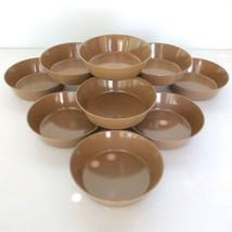 Oneida Deluxe 3245 Melamine Vintage 16oz Soup Cereal Serving Bowls ~ Lot... - $25.00