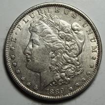 1889 MORGAN SILVER DOLLAR COIN Lot# D 39