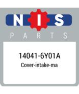 140416Y01A Nissan COVERINTAKE MA, New Genuine OEM Part - $102.23