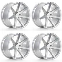 20x9 Rohana RC7 5x112 35 Silver Wheels Rims Set(4) - $1,600.00
