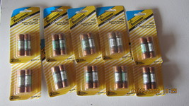 Bussman 30 Amp fuse  Brass Cartridge Fuses 10 pack - $59.99