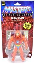Mattel Masters of the Universe MOTU Beat Man Retro Play Action Figure GNN92 image 1