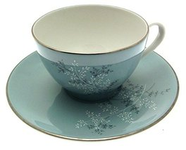 Royal Doulton Forest Glade TC1014 Cup and Saucer - $28.03