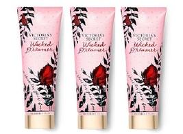 Victoria's Secret Dark Romantics Wicked Dreamer Fragrance Lotion Lychee ... - $42.50