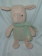 Vintage The Disney Store Stuffed Plush Chenille Winnie The Pooh Piglet N... - $59.39