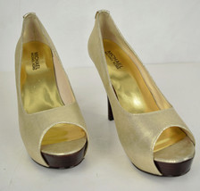 Michael Kors Shoes Stiletto High Heels Peep Toe... - $74.25