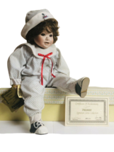 Momms Ray of Sunshine SEYMOUR MANN Porcelain by Michele Severino 19in LE Doll - $51.23