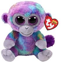 Ty Zuri Monkey Beanie Boo 15cm - $9.49