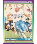 1990 Score #116 Ray Childress  - $0.50