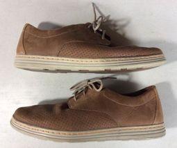Leather SZ Camden MEN'S DaH03btn TAN Oxford Shoes DUNHAM 10 Loafers xwt6Xqxg