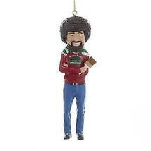 Bob Ross® Figural Ornament w - $12.99