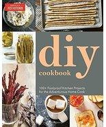 DIY Cookbook: Can It, Cure It, Churn It, Brew It [Paperback] America's T... - $18.80
