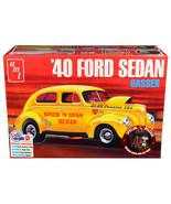 Skill 2 Model Kit 1940 Ford Sedan Gasser Original Art Series 3 in 1 Kit ... - $56.42