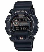 CASIO G-SHOCK DW-9052GBX-1A4 Black Rose Gold Men's Watch - $49.45