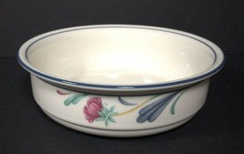Lenox Poppies on Blue Cereal bowl, Vintage discontinued replacement bowl - $30.15