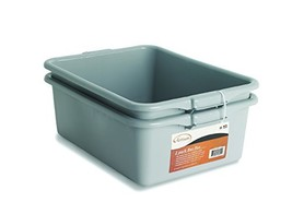 Artisan Utility Bus Box and Storage Bin with Handles, 2-Pack - $33.46