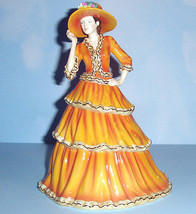 Royal Doulton Pretty Ladies Diana Figurine Signed by Michael Doulton HN5... - $229.90