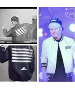 Kpop Bigbang G-Dragon Coat Made The Full TWO-SIDE Jacket Baseball Unifor... - $18.99