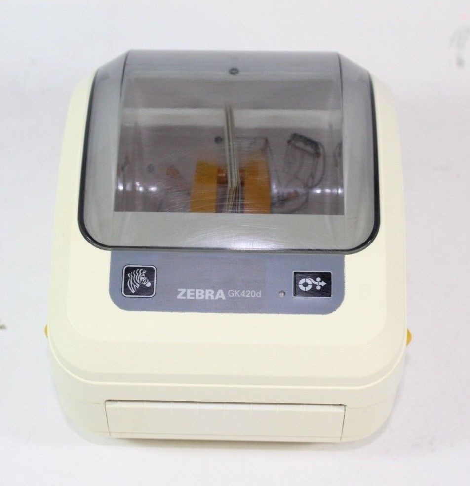 Zebra White GK420d Healthcare Thermal Label and similar items