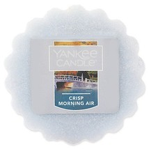 Yankee Candle Crisp Morning Air Tarts Wax Melts - $3.00