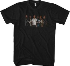 New MAROON 5 LOGO  LICENSED CONCERT BAND  T Shirt   - £15.99 GBP