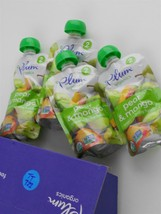 Plum Organics Stage 2, Organic Baby Food, Pear and Mango, 4oz pouch (Pac... - $9.50
