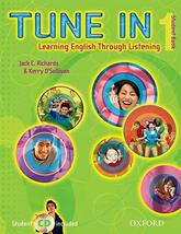 Tune In 1 Student Book with Student CD: Learning English Through Listeni... - $7.84