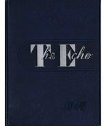 ORIGINAL Vintage 1943 Duquesne PA High School Yearbook The Echo - $24.74